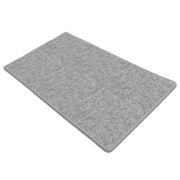 Easytech tappeti radianti lana ignifuga grigio chiaro