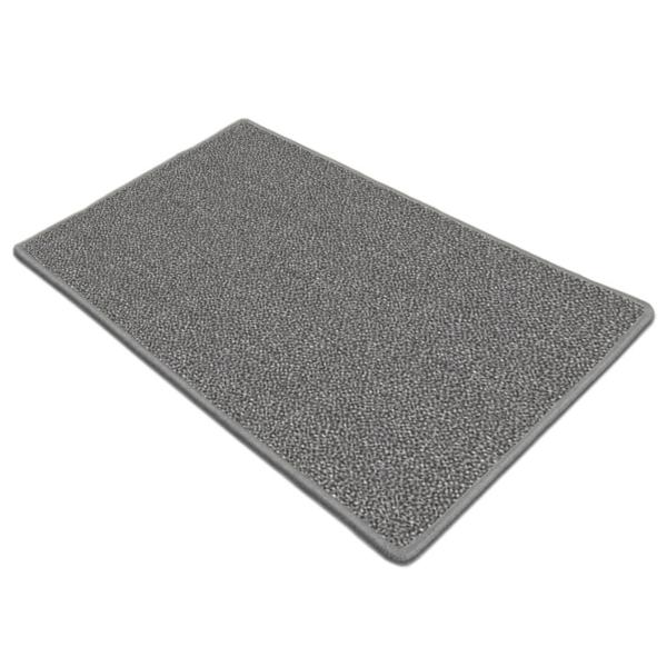 Easytech tappeti radianti melange ignifuga grigio