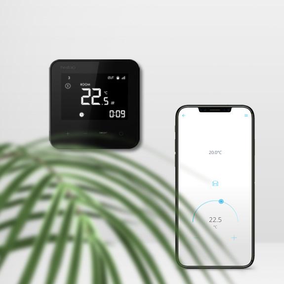 Termostato smart wifi Heato9
