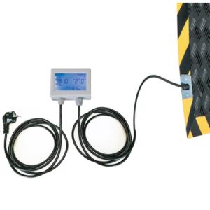 Easytech termostato pedane riscaldanti